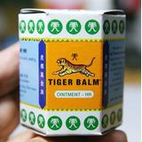 Tiger Balm Branca White 19 Gramas Pomada Original 21 Ml