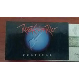 Rock In Rio Ingresso 1985