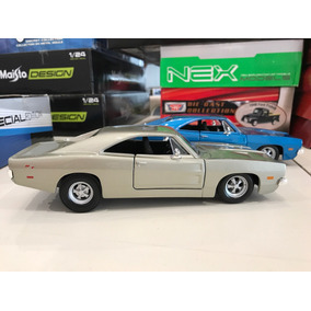 Dodge Charger 1969 Escala 1/24