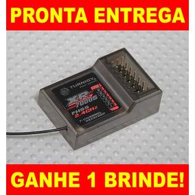Receptor Turnigy Xr7000s Para Radio Turnigy 6xs + Brinde!