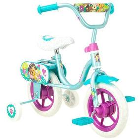 Bicicleta De Dora Para Niña,azul Claro