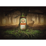 Licor Aleman Jagermeister 1 Lt, Stock Inmediato!!!