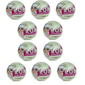 Lote Com 10 Bonecas Lol Surprise Serie2 , Originai Importada