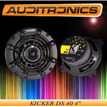 Parlante Kicker Ds 40 4 25 Rms