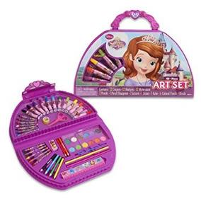 Juguete Disney Sofía La Primera Princesa Art Set 49 Piezas