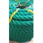 Mecate Soga Cuerda Polipropileno Verde 1