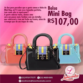 Bolsa Mini Bag 1460 Petite Jolie