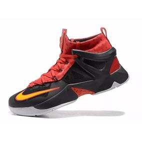 Tênis Nike Lebron Ambassador 8 University Red Nba Cavs