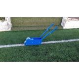 Carrinho Para Pintura De Linhas Campo De Futebol (10)