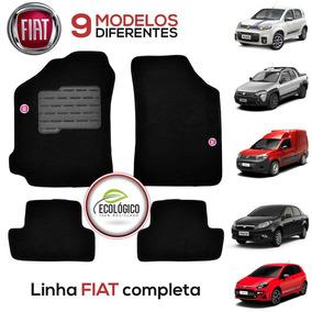 Kit Tapetes Fiat Premium Punto Uno Palio Siena Strada Palio
