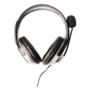 Diadema Usb Con Microfono Xkim Hf868 Con Control De Volumen