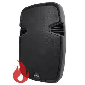 Caixa Amplificada Ativa 800w 15 Pol Amw As15p Bluetooth Eq !
