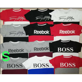 6291028ff2e54 Camiseta Hombre X1 Unidad Lecop Diesel Rebook adidas Nike