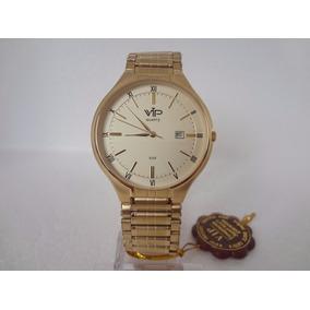 c579ae6df20 Relogio Vip Espirit Dourado Masculino Outras Marcas - Relógios De ...