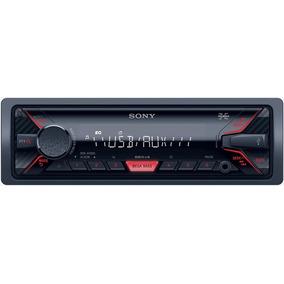 Radio Mp3 Sony Xplod Dsx-a100 C/ Entrada Usb E Aux