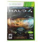 * Halo 4 Xbox 360 Goty + Dcl Español Sellado * En Bitcomtz