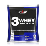 3 Whey Protein - 2270g Swiss Chocolate - Fitoway