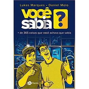 Você Sabia Livro Lukas Marques