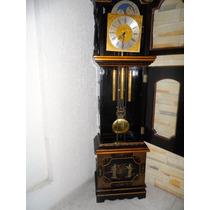 Reloj Chino Antiguo De Pie
