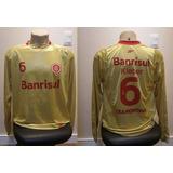 Camisa Inter Reebok 2009 Kleber Internacional Centenário
