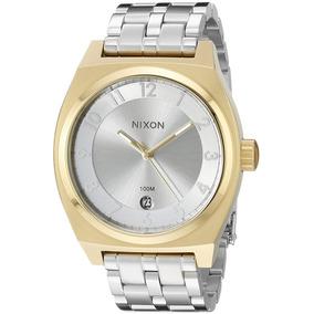 1d0cd724205 Relógio Nixon A3251044 Monopoly Rose Gold - Relógios no Mercado ...