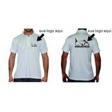 Camisas Gola Polo Personalizada