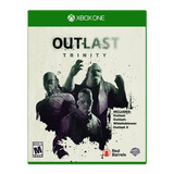 ¡¡¡ Outlast Trinity Para Xbox One En Wholegames !!!