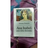 Libro, Ana Isabel Una Niña Decente