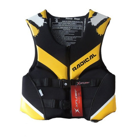 Colete Neoprene Neo Top Radical Homologado X-float Tamanhogg