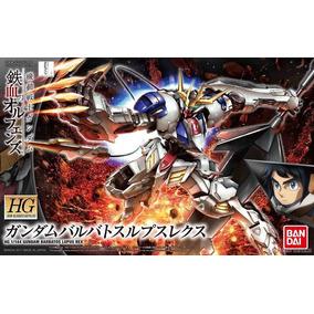 Model Kit Gundam Barbatos Lupus Rex Hg Bandai