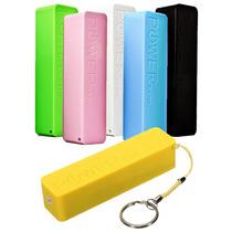 Batería Portátil Externa 2600mah Para Celular / Tablet