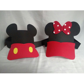 1 Viseira Eva Mickey E Minnie