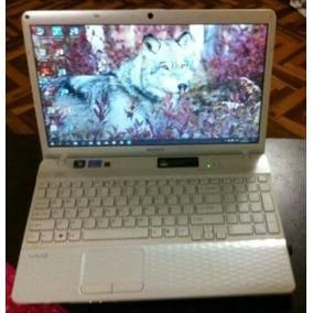 Laptop Sony Vaio I5 Blanca