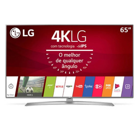 Smart Tv Lg Ultra Hd 65 Painel Ips 4k Com Hdr, Upscaler 4k,