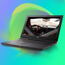 Dell Inspiron I7577 15,6  I7 2.8ghz 16gb Ram 6gb Nvidia 1060