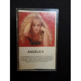 Angélica - 1989 - K7
