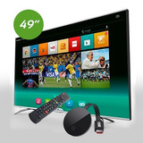 Smart Tv 49 Aoc Hdmi Wifi Usb Full Hd Netflix