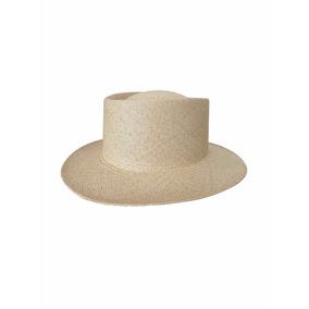 Sombrero Panama Original Greenpacha Tejido A Mano