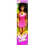 Juguete Novia De Barbie Con Auburn Color De Pelo Por Mattel