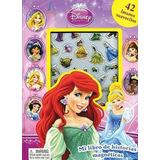 Disney Princesa Mi Libro De Historias Magnéticas * Distal