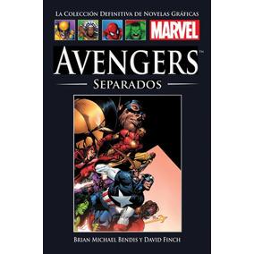 Coleccion Marvel Salvat: Avengers Separados