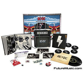 Cd Ac/dc Backtracks - Collector