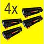 Cartucho Toner Compativel Hp Cb435a 35a Cb436a 36a 4cxa