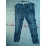 Pantalón Jeans Niña, Talla 10, Sin Uso.