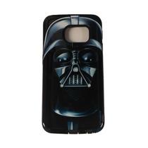 Funda Protector Mobo Samsung S6 Edge D V Star Wars Negro