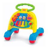 Andador Infantil Banda Musical V3254 Brinquedo Fisher Price