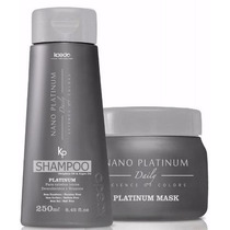 Kit Nano Platinum (shampoo Mascara Platinum 250ml)