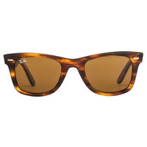 Anteojos Ray Ban Wayfarer Rb 2140 954 Carey Talle M 50mm