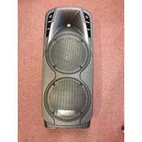 Caja Acústica Potenciada Snow Sea Lk1677-210bbw