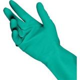 Luva Nitrilica Forrada Verde P M G Xg 12 Pares 262725d431